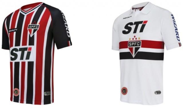 Camisetas de futebol em Piracicaba do São Paulo  bc922d36f2434