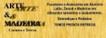 Arte e Madeira Prateleiras Acessórios para Móveis Puxadores Rodízios Dobradiças