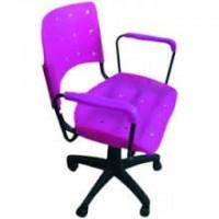 Negócios - Cadeira plástica para Escritório iso fixa Giratória - Cadeira plástica para Escritório iso fixa Giratória