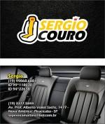Sérgio Couro Revestimento em Couro Automotivo