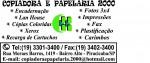 Copiadora e Papelaria 2000 fotos 3x4 Encadernações Plastificação de Documentos Carimbo Automático