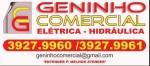 Geninho Comercial Elétrica Hidráulica Material para Construção