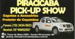 Piracicaba Pick up Show Capota Marítima Protetor de Caçamba Santo Antonio Engate