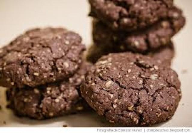 Cookie de Cacau e Castanha R$ 4,50