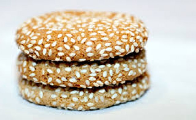 Cookie de Gergelim R$ 4,50