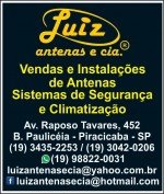 Luiz Antenas e Cia Internet On Autorizada Sky HDTV