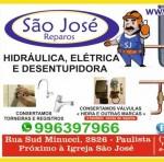 São José Reparos Hidráulica Elétrica  Desentupidora