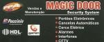 Magic Door Portoes Eletronicos e Alarmes Piracicaba