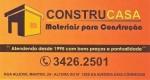 Construcasa Materiais para Construção