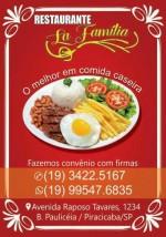 Restaurante La Família Raposo Tavares