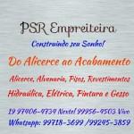PSR EMPREITEIRA