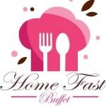 Home Fast Buffet para Festas