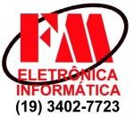 FM Eletrônica Informática Compra e Venda de Aparelhos eletônicos