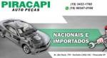 PIRACAPI Auto Peças