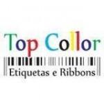TopCollor Etiquetas Rótulos Ribbons