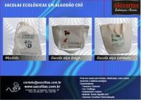 Serviços - Sacolas Ecológicas Personalizadas - Sacolas Ecológicas Personalizadas