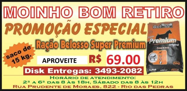 Ra O Para C Es Super Premium Rio Das Pedras Moinho