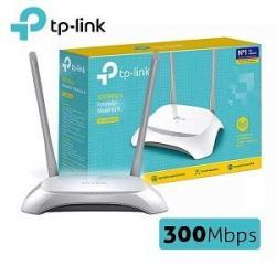 Eletrônicos e informática - Roteador TP Link 300 Mbps - Roteador TP Link 300 Mbps