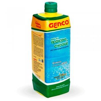 Algicida de Choque 1 Litro GencoPiracicaba