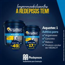 Impermeabilizantes Argatex aquatec 1