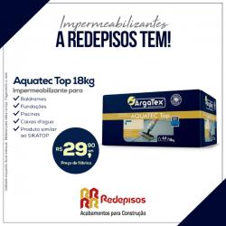 Impermeabilizantes Argatex aquatec top