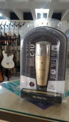 Artes - Microfone Behringer C1U USB - Microfone Behringer C1U USB