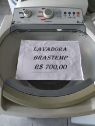 Equipamentos e Acessórios  - Lavadora de roupa Brastemp - usado com garantia  - Lavadora de roupa Brastemp - usado com garantia