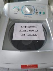 Equipamentos e Acessórios  - Lavadora Electrolux 12kg - usado com garantia - Lavadora Electrolux 12kg - usado com garantia