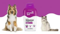 Animais - Shampoo 5 Em 1 Emotion 4 Pet shampoo polishop  pet para caes e gatos   - Shampoo 5 Em 1 Emotion 4 Pet shampoo polishop  pet para caes e gatos