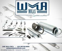 Equipamentos e Acessórios  - WMA Fábrica de Molas - WMA Fábrica de Molas
