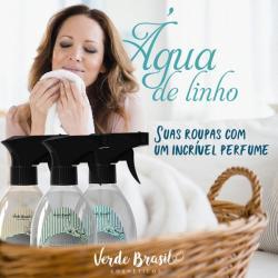 Saúde e beleza - Água de linho para roupas, lençóis e toalhas Verde Brasil - Água de linho para roupas, lençóis e toalhas Verde Brasil