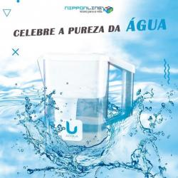 Saúde e beleza - Jarra Aqualine Nipponline - Jarra Aqualine Nipponline
