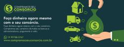 Compro Consórcio Banco do Brasil, 19-9-9708-3767 Pago a Vista.