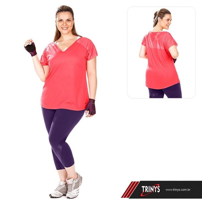 T-Shirt lisas e Estampadas / Trinys