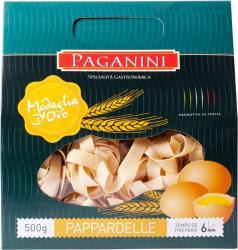 Alimentação - Talharim Pappardelle Paganini Medaglia D Oro Importado Italiano  - Talharim Pappardelle Paganini Medaglia D Oro Importado Italiano
