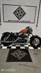 Veiculos - Moto Harley Davidson Sportster 48  - Moto Harley Davidson Sportster 48