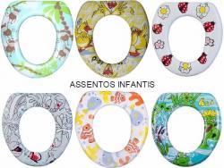 Bebês e Crianças - ASSENTO  SANITÁRIO INFANTIL FOFINHO ASTRA  - ASSENTO  SANITÁRIO INFANTIL FOFINHO ASTRA