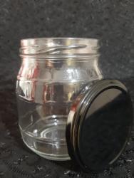 Pote de Vidro Granada para Conserva  600 ml