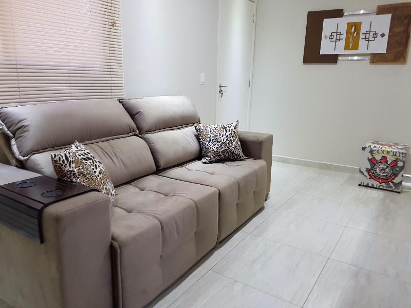 Sof retr til reclin vel para ambientes pequenos for Sofa zeus retratil e reclinavel