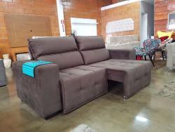 Sofá Retrátil Reclinável para ambientes pequenos