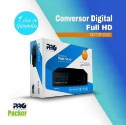 Conversor Digital FULL HD PRO ELETRONIC