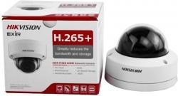 Câmera de Segurança Done Fixa ds 2cd2121g01 2,8 mm