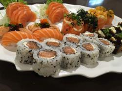 Jantares e eventos - Comida Japonesa