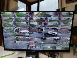 Manutenção Instalação de Câmeras de Segurança