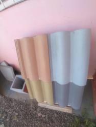 Telha de Cimento diversas cores