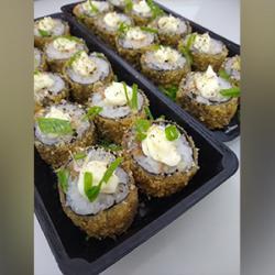 Barraquinha de comida Japonesa