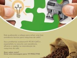 A melhor Assistência Técnica em maquinas de café expresso de  Piracicaba e região