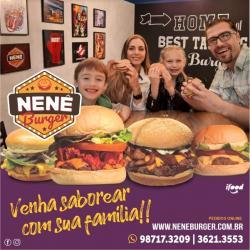 Disk hamburguer Gourmet em Americana