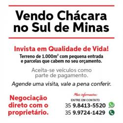 Chácara para venda em São José do Alegre