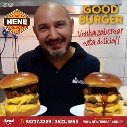 hamburguer gourmet em americana sbo